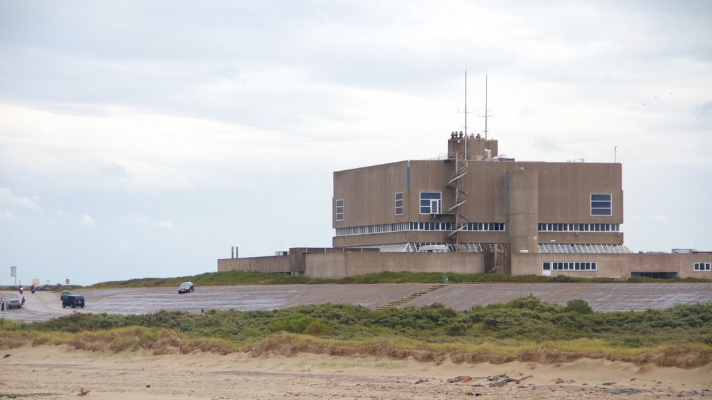 Vrouwenpolder featuring a sandy beach