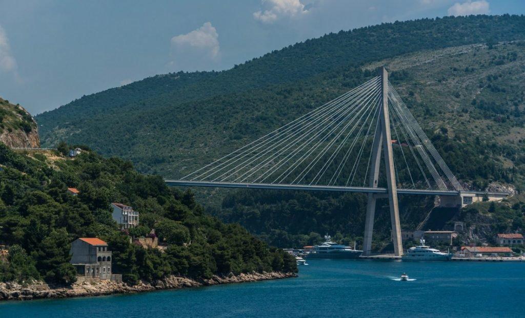 Franjo-Tuđman-Brücke