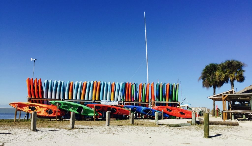 Honeymoon Beach Florida