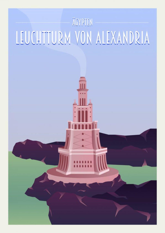 Leuchtturm von Alexandria