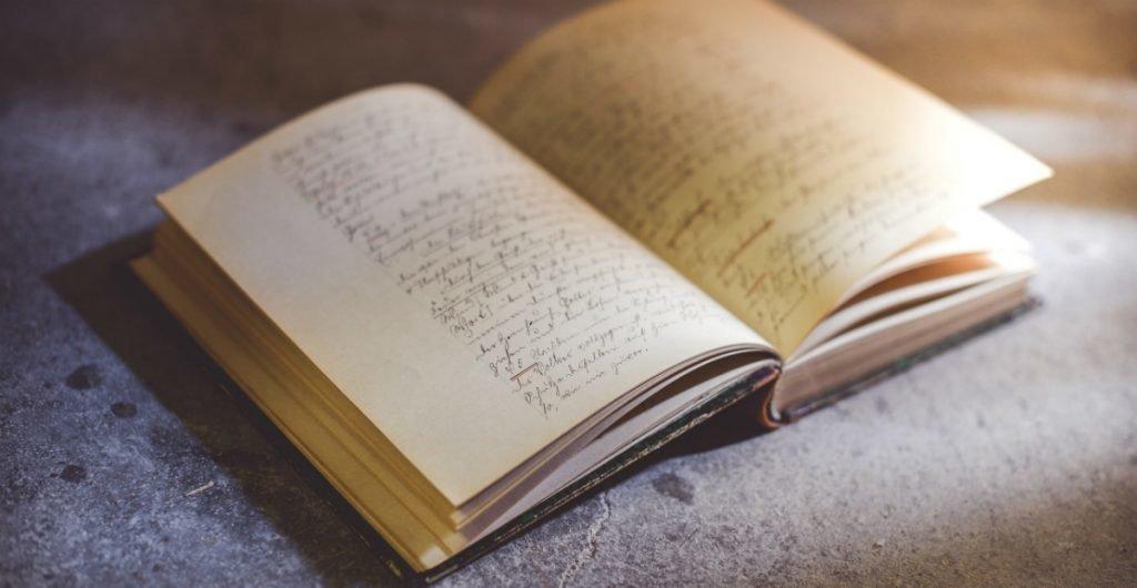 Altes Tagebuch