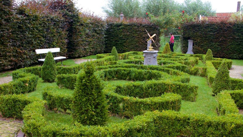 Zaanse Schans featuring a park