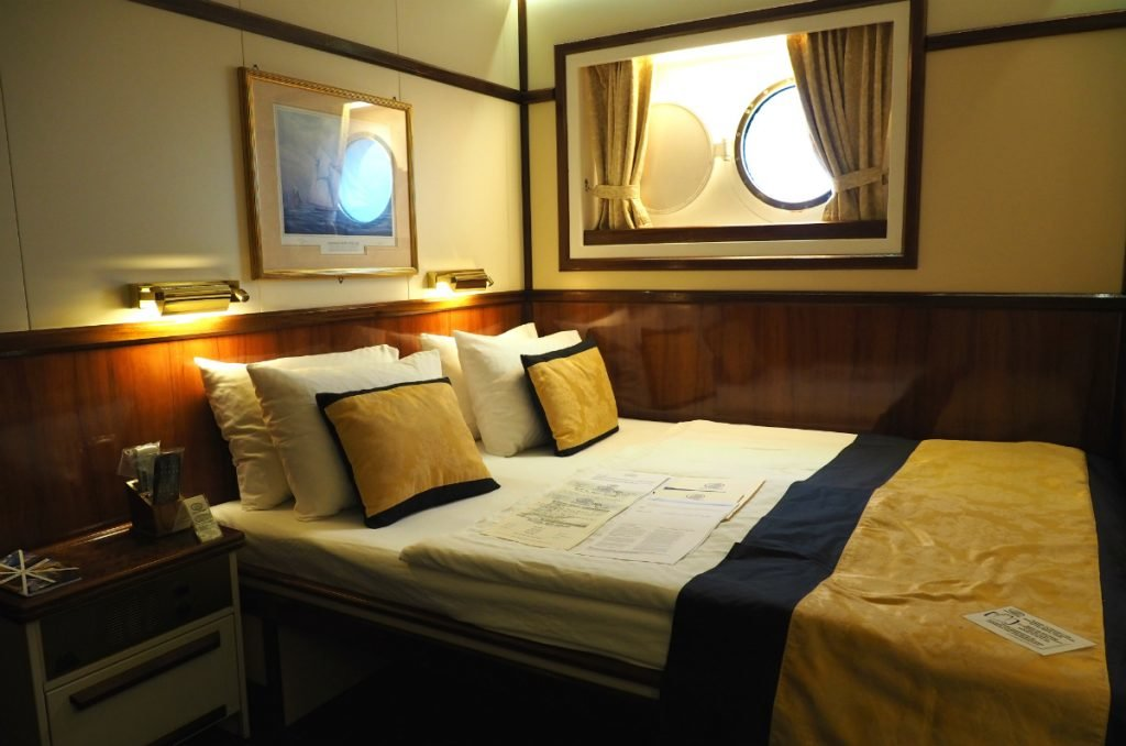Segelkreuzfahrt Zimmer