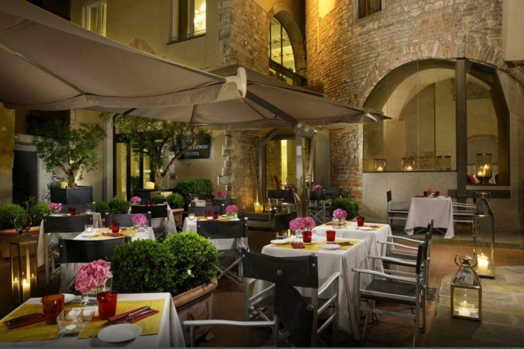 Hotel Brunelleschi in Florenz