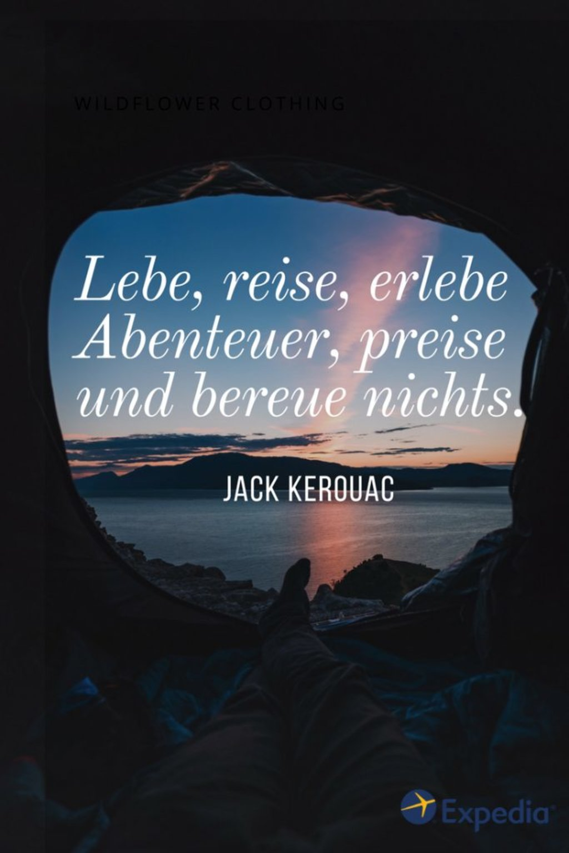 Jack Kerouac Reisezitat