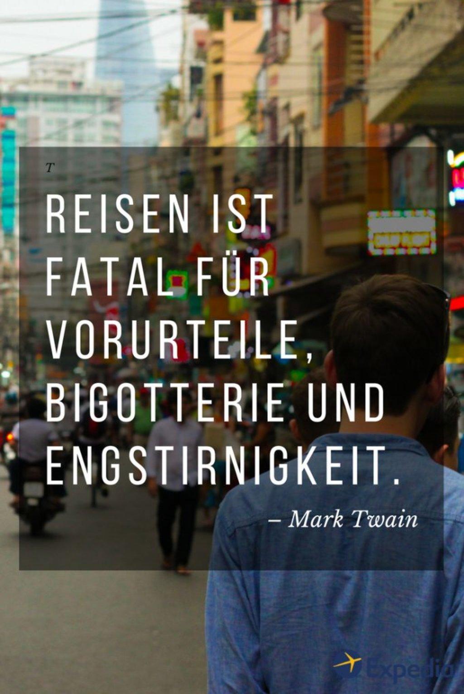 Mark Twain Reisezitat