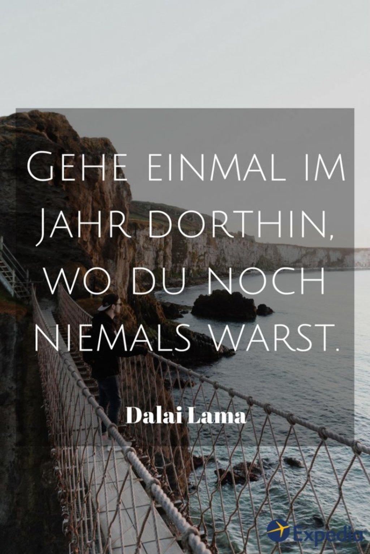 Dalai Lama Reisezitat