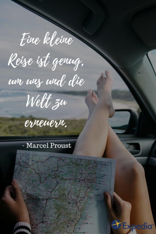 Marcel Proust Reisezitat