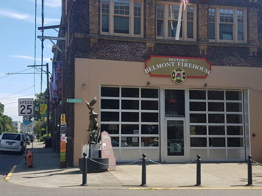 Belmont Firehouse Portland