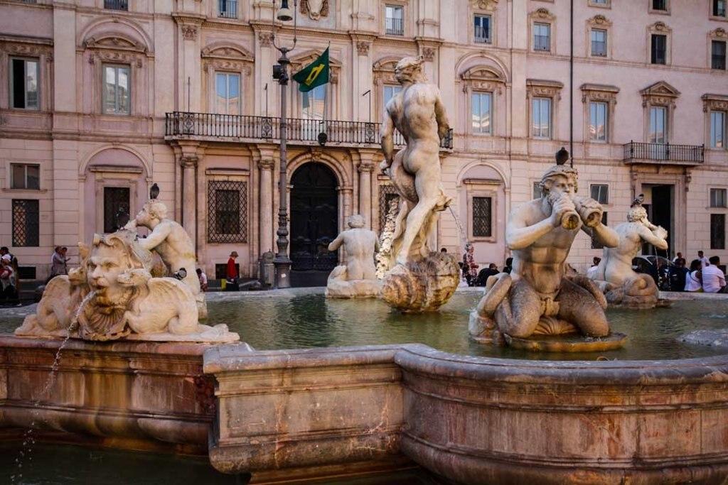 Piazza Navona Rom