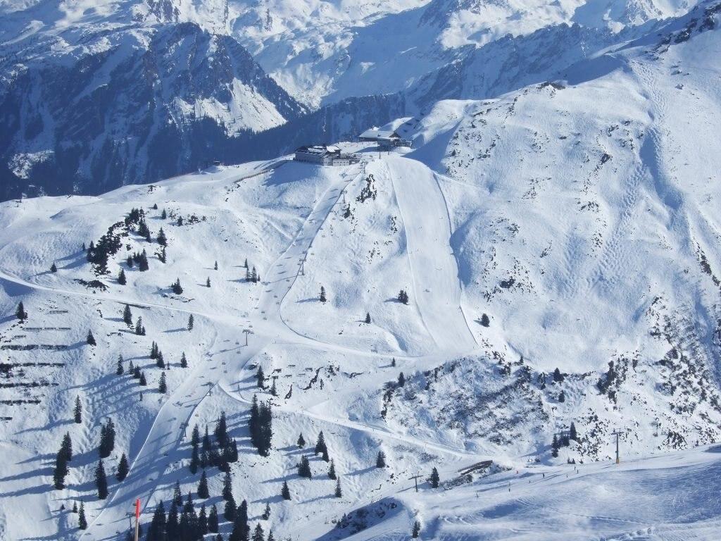 Wilder Kaiser Ski
