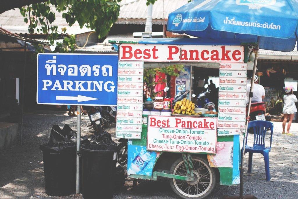 Street Food Koh Samui