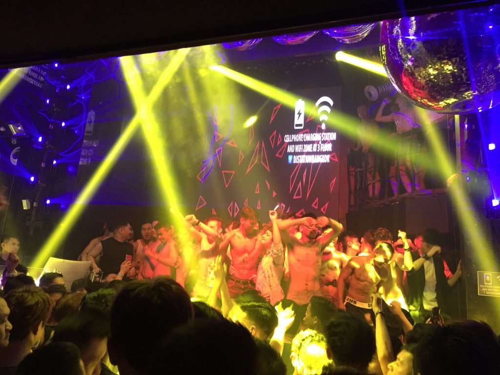Club DJ Station Bangkok