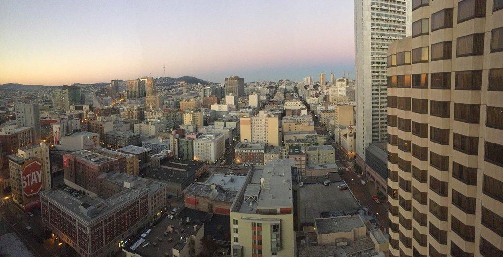 Park 55 Hotel in San Francisco