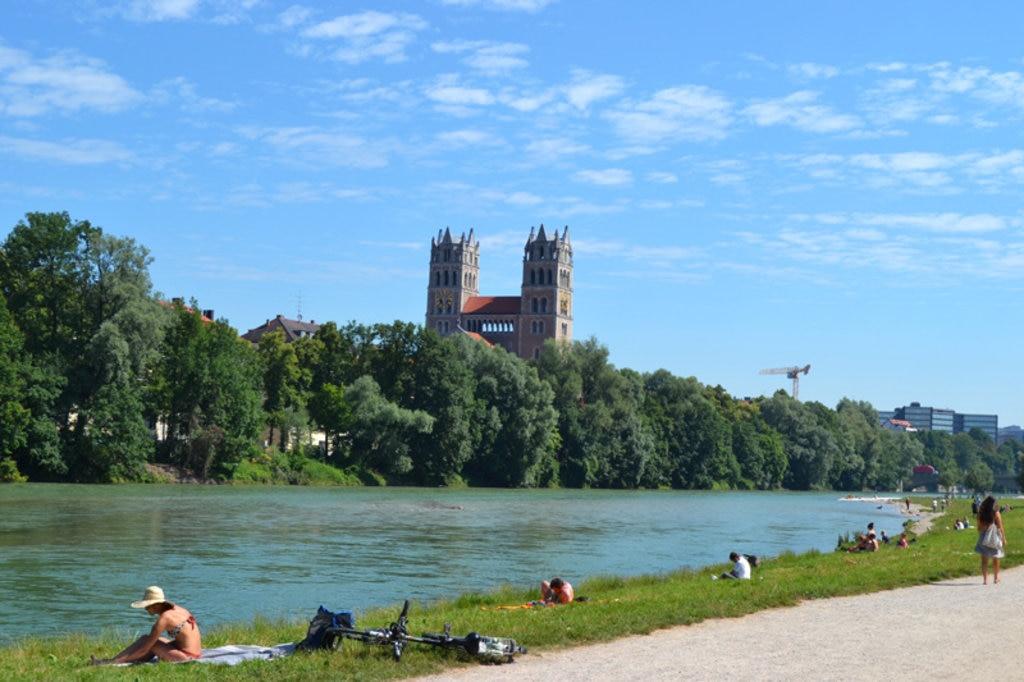 Wandern in München