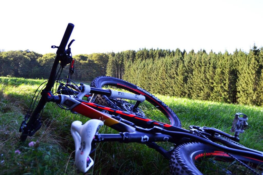 Mountainbiken in München