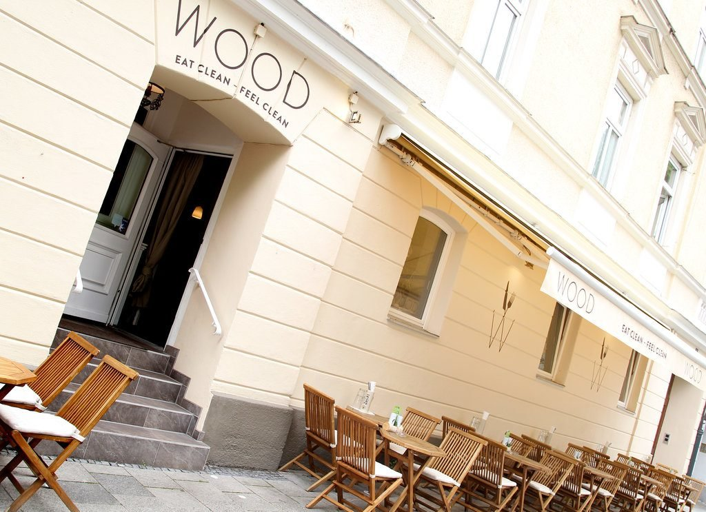 Das Wood in München