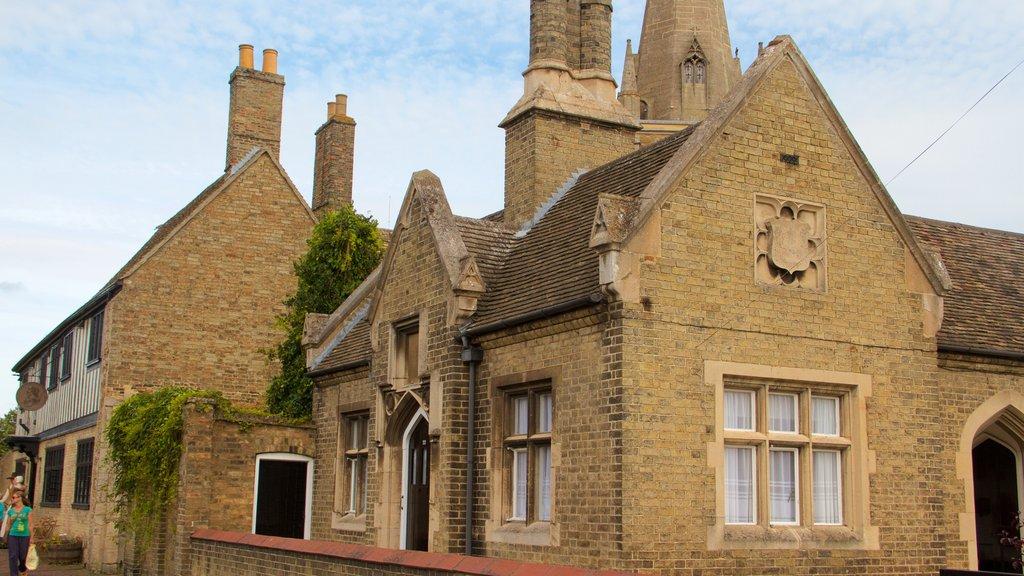 Ely que incluye patrimonio de arquitectura y una casa