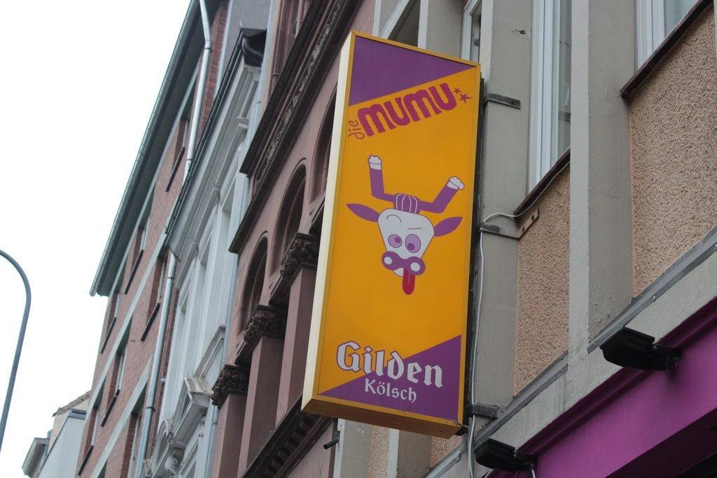 Die Mumu in Köln