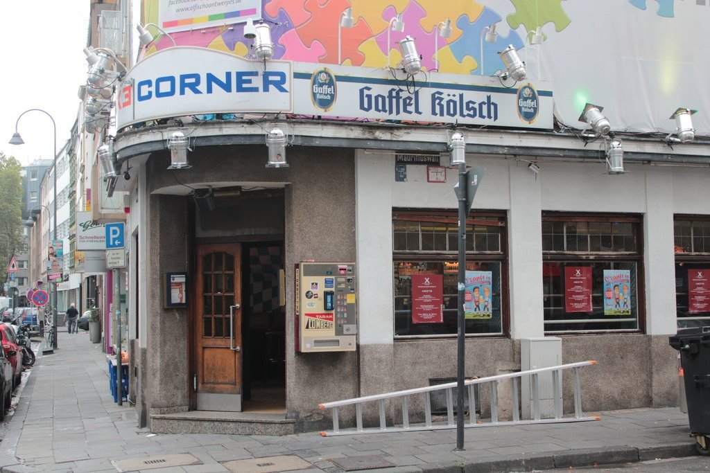 Ex Corner Gay Bar Berlin
