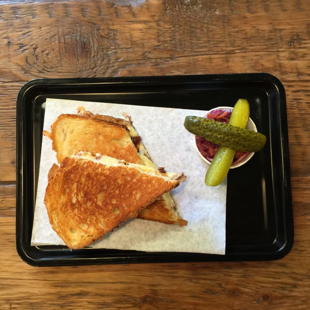 Grilled Cheese in Manchester bei Northern Soul Grilled Cheese