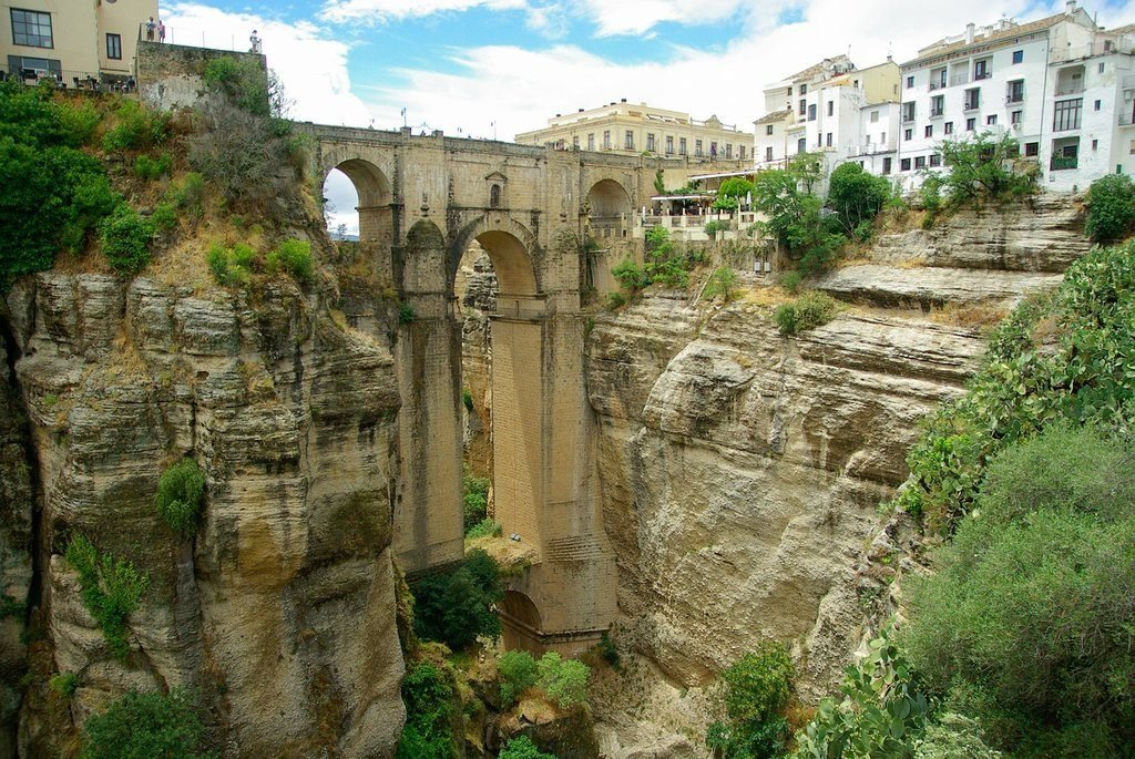 Ronda in Andalusien