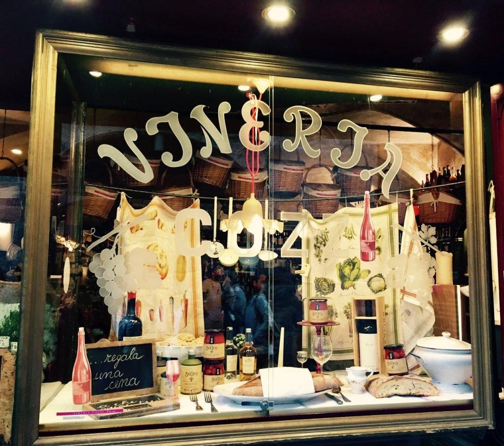 Shop in Bergamo
