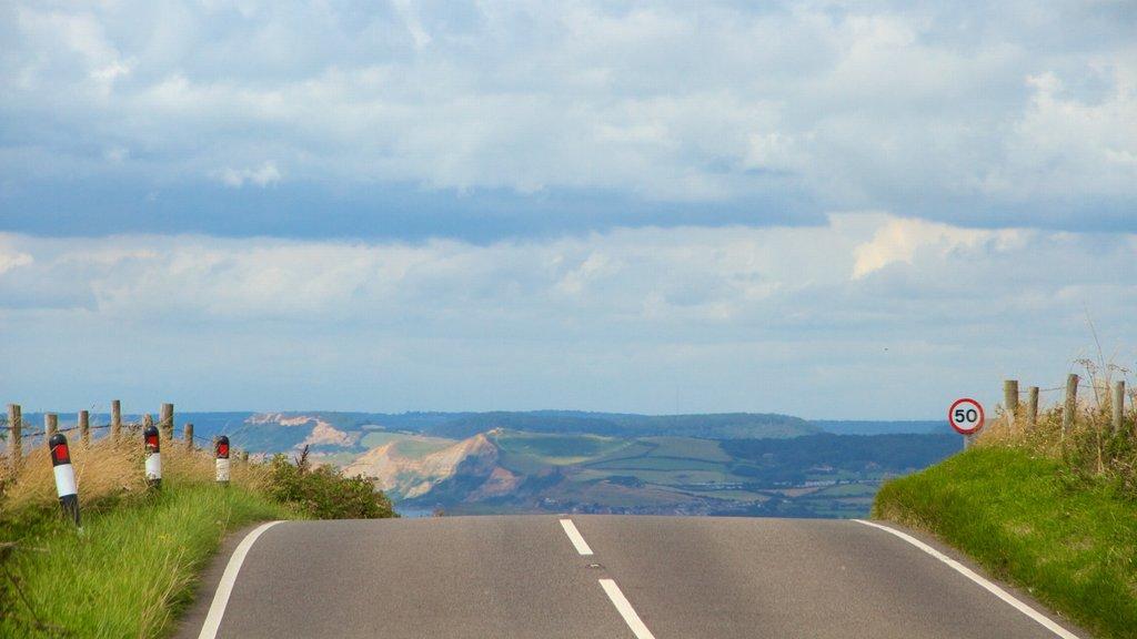 Dorset mostrando escenas tranquilas