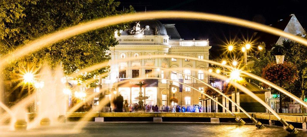 Nationaltheater in Bratislava