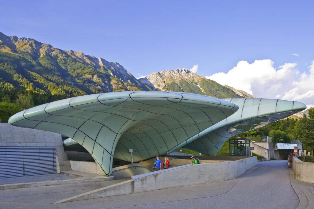 Die Hungerburgbahn Innsbruck