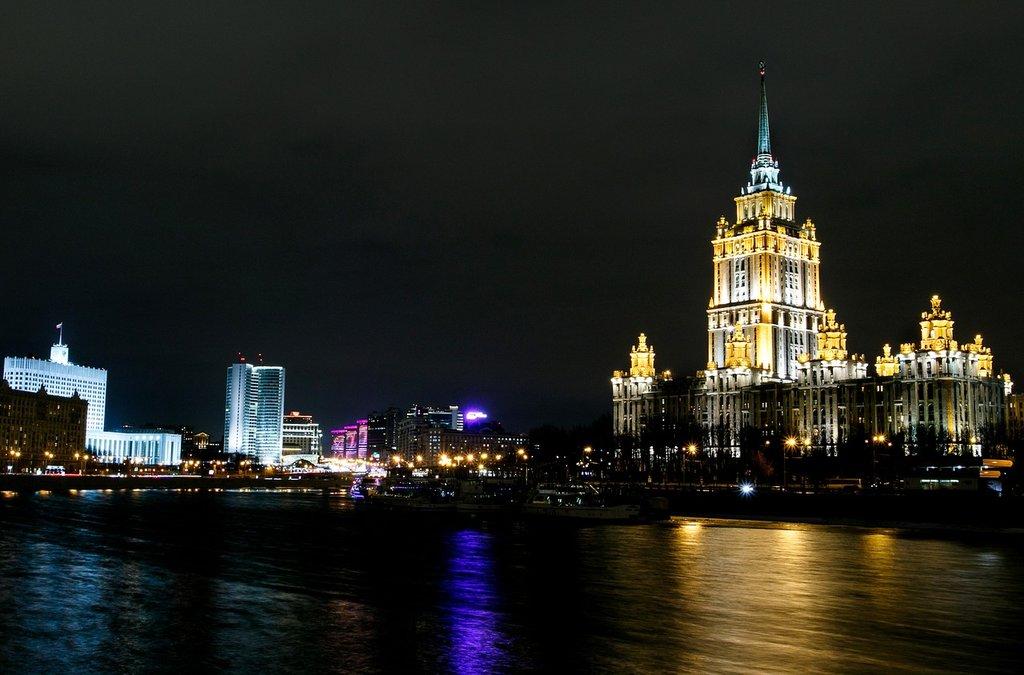 Stalins Sieben Schwestern in Moskau