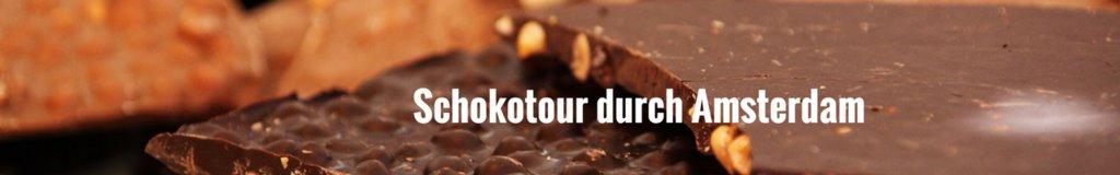 Schokolade in Amsterdam