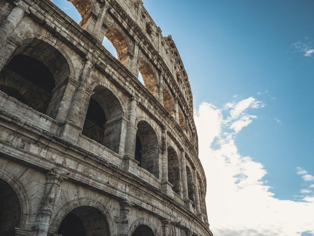 Das Kolloseum in Rom