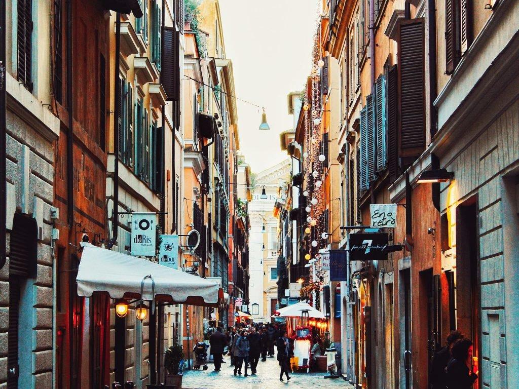 Altstadt Rom