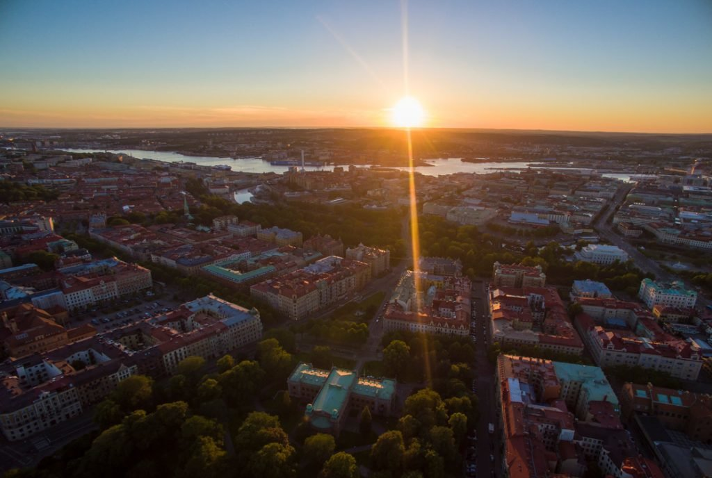 Göteborg zum Valentinstag