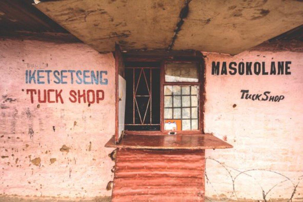 Soweto Township Cornershop