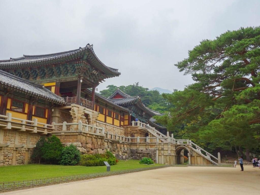 Bulguksa South Korea