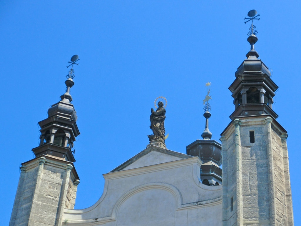 Knochenkirche in Kutna Hora