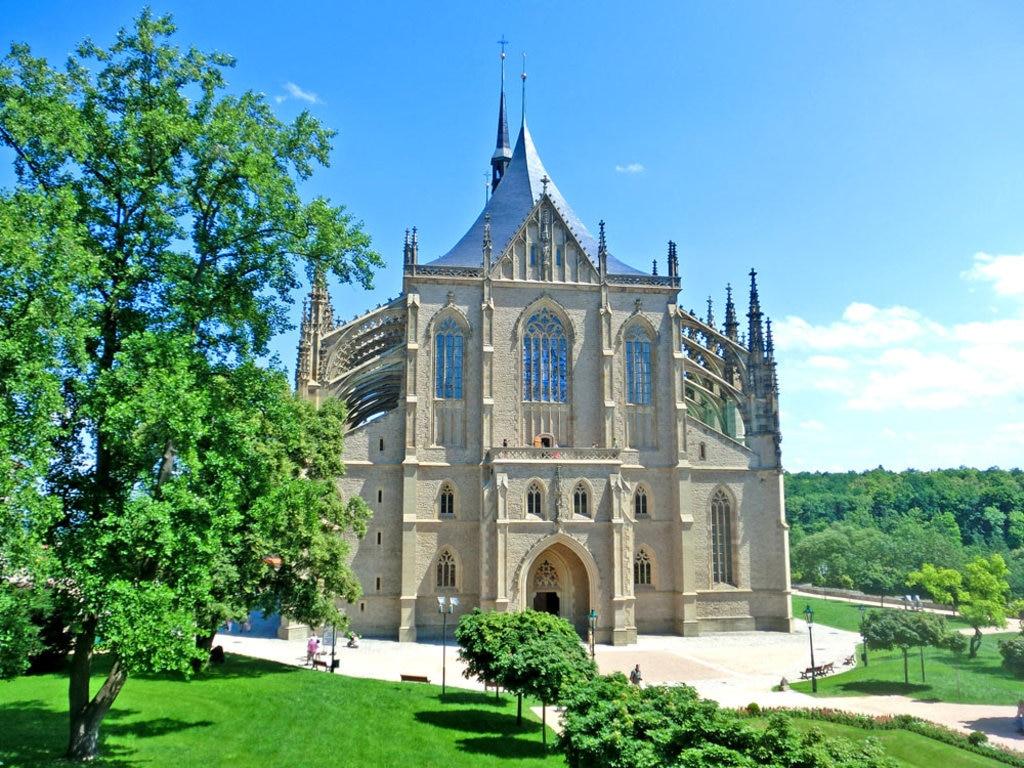 Der Dom der Heiligen Barbara
