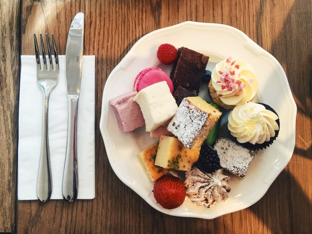 Afternoon Tea bei Bea's in London