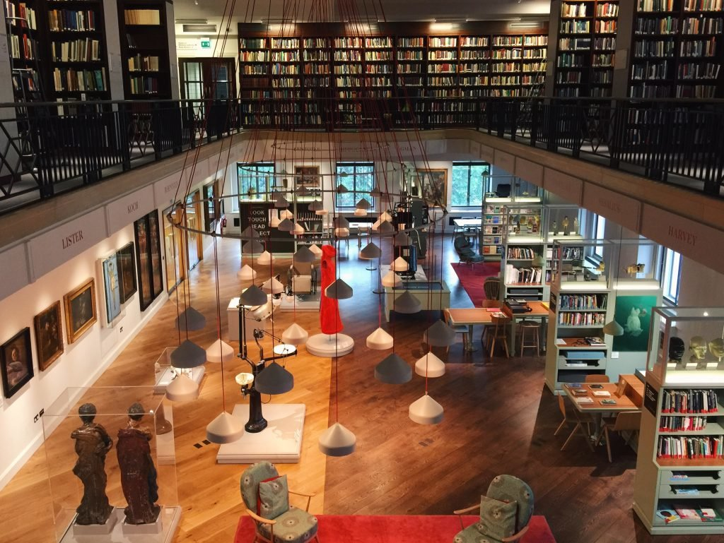 Die Wellcome Collection in London