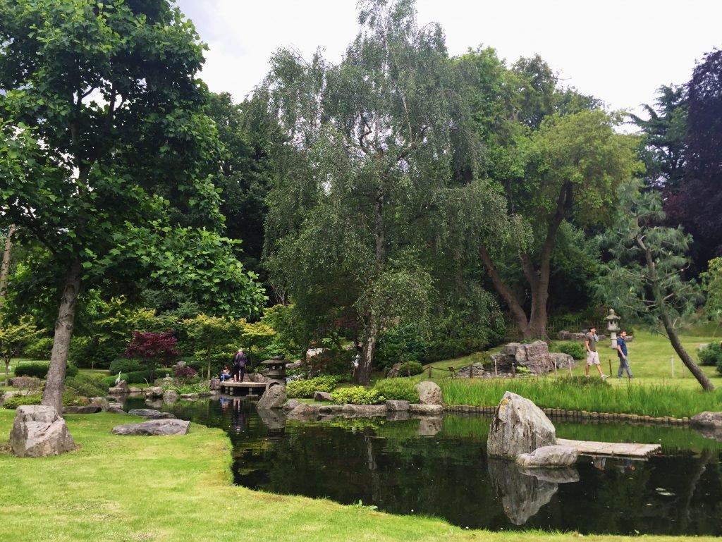 Holland Park Richmond London