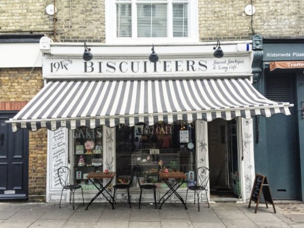 Biscuiteers in Notting Hill