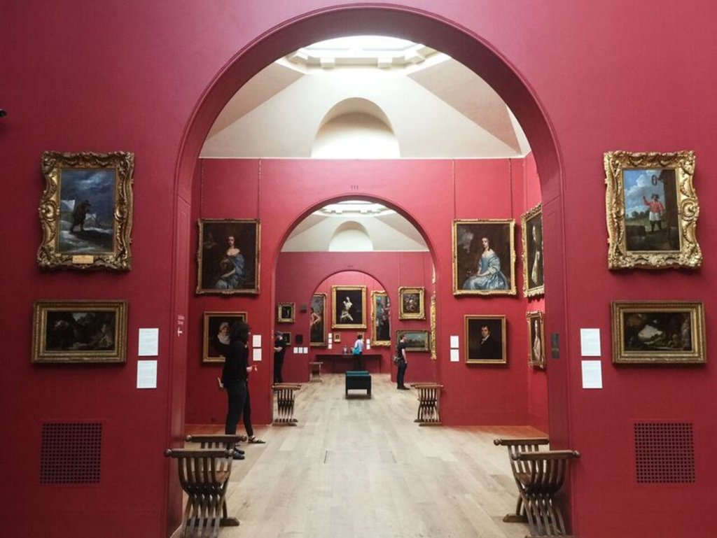 Dulwich Picture Gallery in London