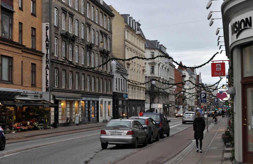 Shopping in Kopenhagen