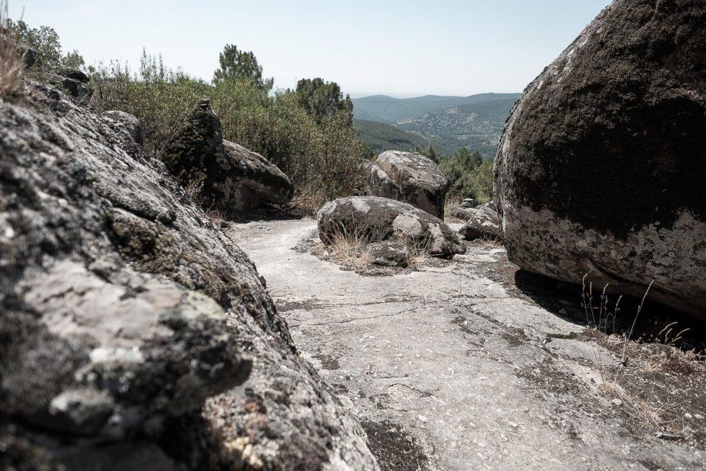 Wanderweg nähe Madrid