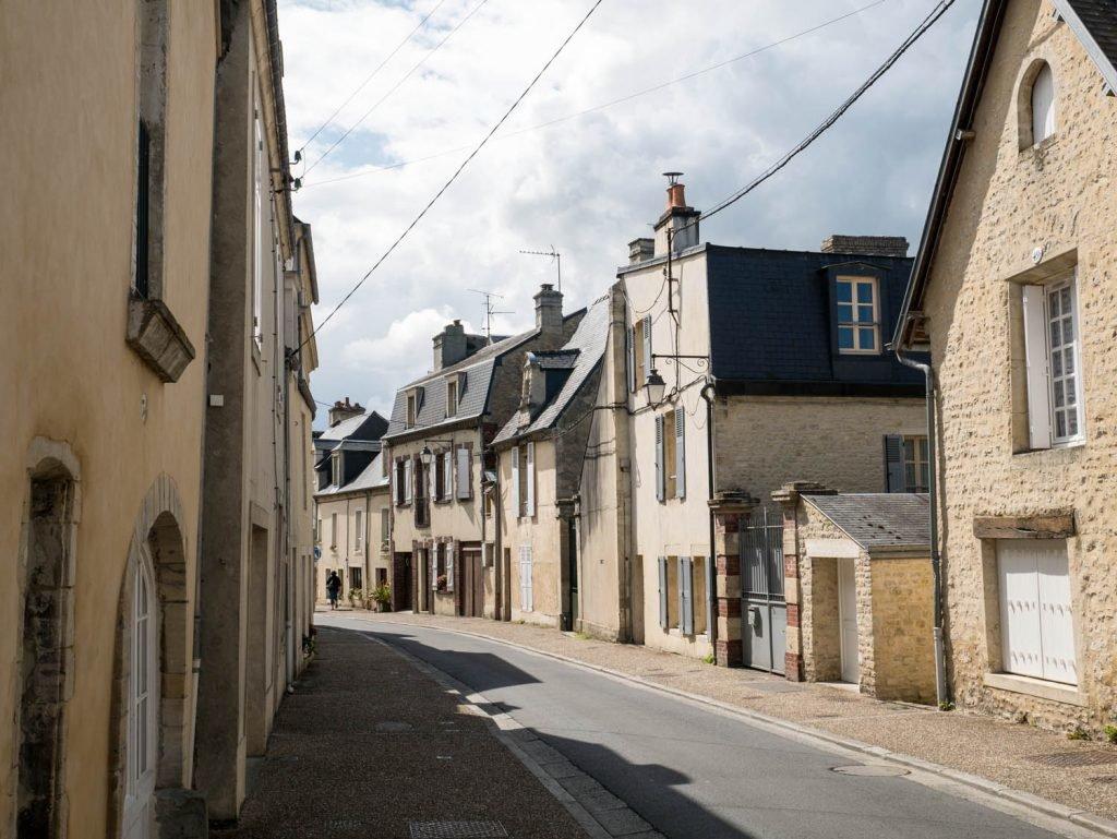 Bayeux, normannische Schweiz