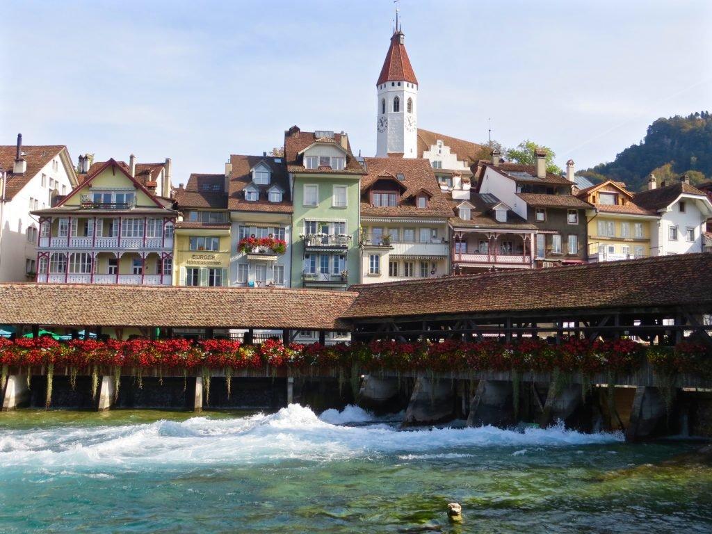 schanes-thun, Schweiz