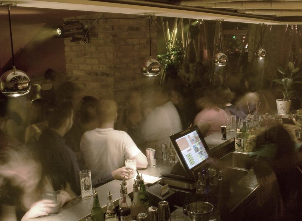 Mahagoni Bar Augsburg