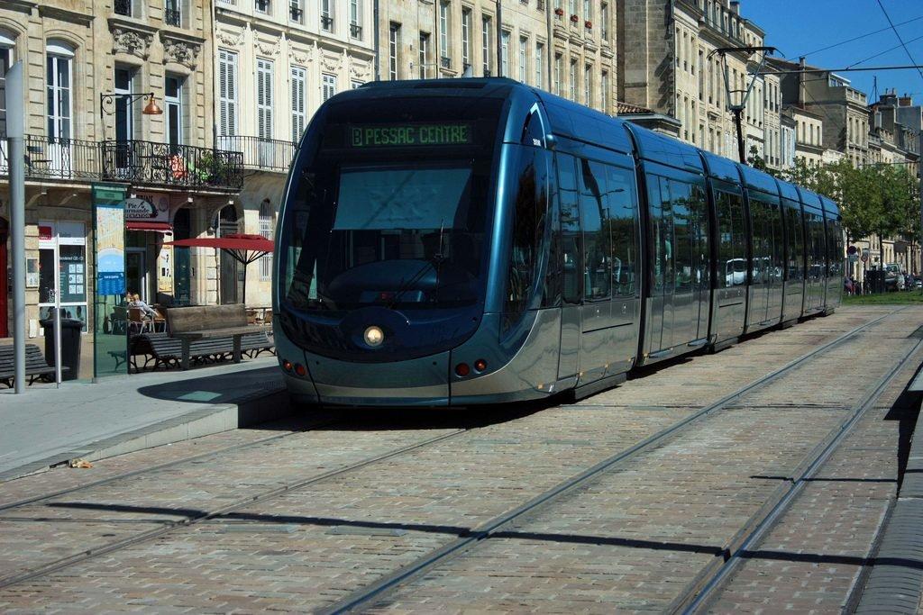 Connectram, Straßenbahn in Bordeaux